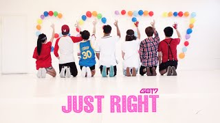 [EAST2WEST] GOT7 - 딱 좋아 (Just right) Dance Cover
