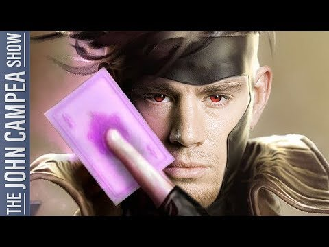 Gambit Movie Is Still Alive At Marvel - The John Campea Show