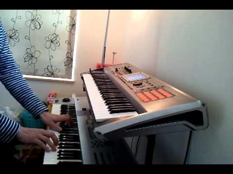 渡辺 美里 悲しいね ピアノソロ