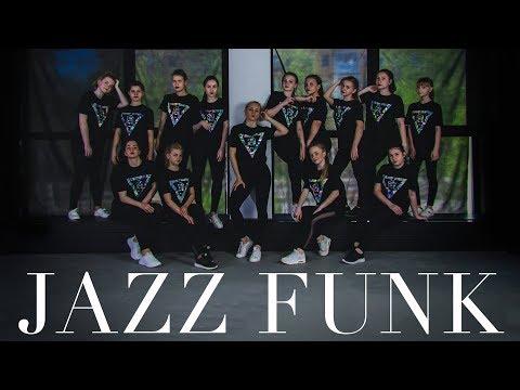 Смотреть клип JAZZ FUNK (Джаз-фанк) | Хореограф Юлия Ланкина | Студия танцев YES! Саратов онлайн бесплатно в качестве