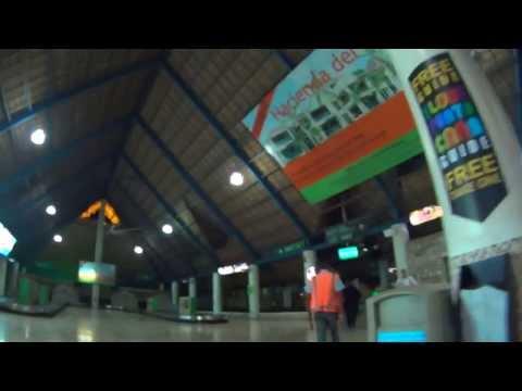 Arrival Punta Cana International Airport Embraer 190 AR