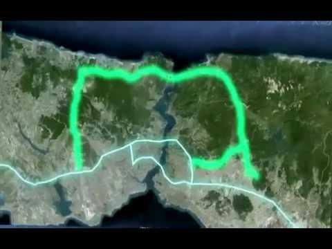 Kuzey Marmara Otoyolu Projesi Animasyon Filmi