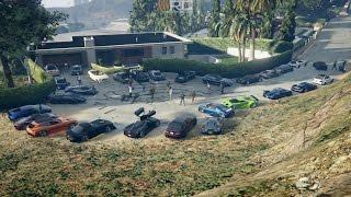 Grand Theft Auto V Online (XB1)   Exotic Car Meet Pt.5   Bestia GTS Build, Roll+Drag Racing & More