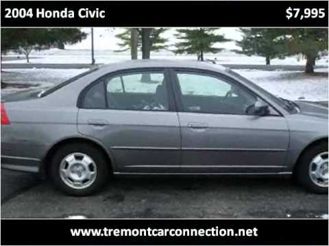 2004 Honda Civic Available From Tremont Car Connection