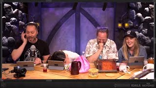 Watch Sam Riegel's Voice Over Auditions! (Critical Role)
