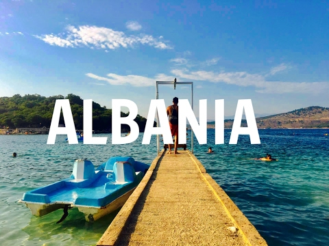 ALBANIA TRAVEL VIDEO BLOG