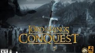 Lord of the Rings Conquest  #1 Training
