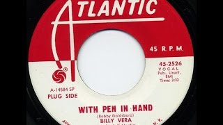 With Pen In Hand - Billy Vera