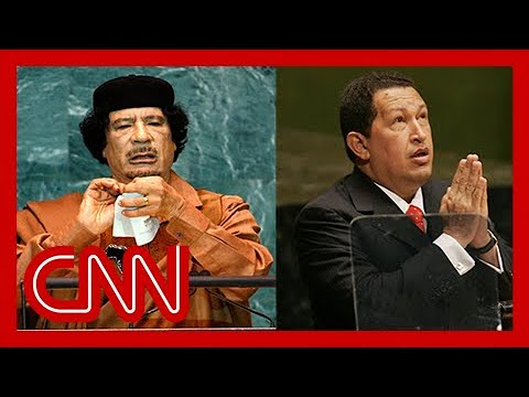Download Youtube: Craziest moments at U.N. General Assembly