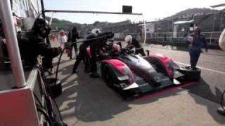日本で初のアジアンルマンレースが岡山国際サーキットで開催されました...