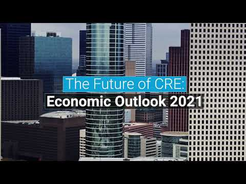 MarketSpace Capital and the Houston Business Journal present The Future of CRE:Economic Outlook 2021