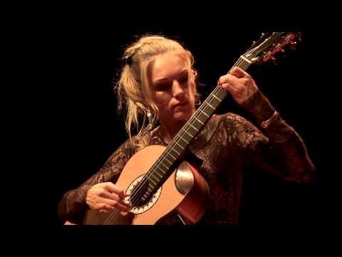 Nadja Kossinskaja In Nijmegen. A 'Stichting GiCoN' Guitar Concert 2014