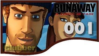 Runaway 3 A Twist of Fate - #001 Ich sehe tote Menschen (Deutsch)