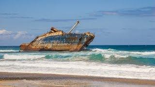 Die Mysteriösesten Verlassenen Schiffe