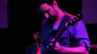 Mehari, live at The Connexion Cafe 4/07/2013