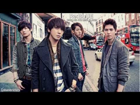 CNBLUE Re:BLUE [FULL ALBUM]