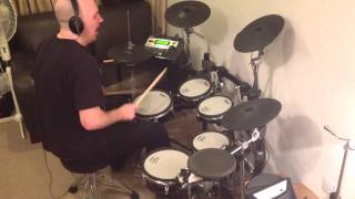 US3 - Cantaloop (Flip Fantasia) feat. Rahsaan & Gerard Presencer (Roland TD-12 Drum Cover)