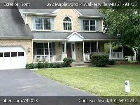 292 Maplewood Pl Walkersville MD 21793