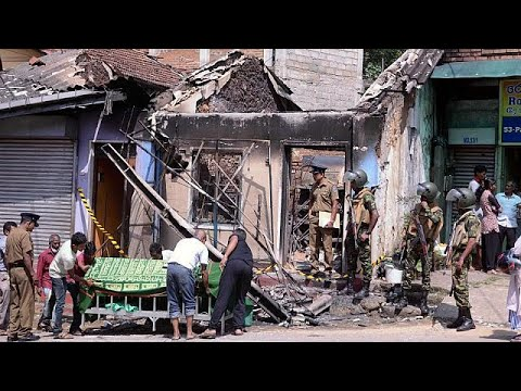 Sri Lanka declares state of emergency as mobs attack Muslim communities