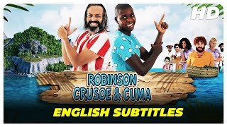 Adventures of Robinson Crusoe | Turkish Full Movie (English Subtitles)