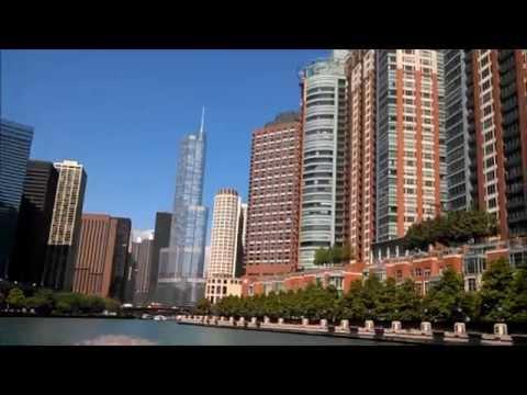 Chicago River Architectural Tour June 2015 Sea Dog off Navy Pier Part 1 720 HD