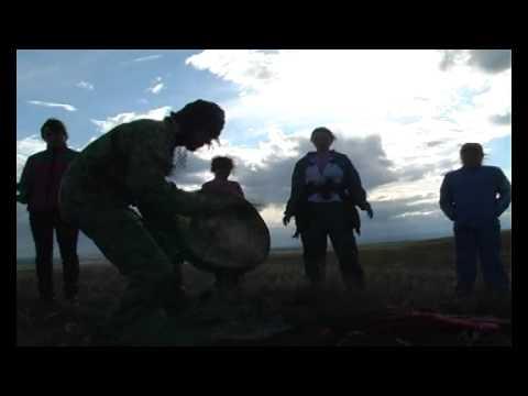 Хакасия шаман