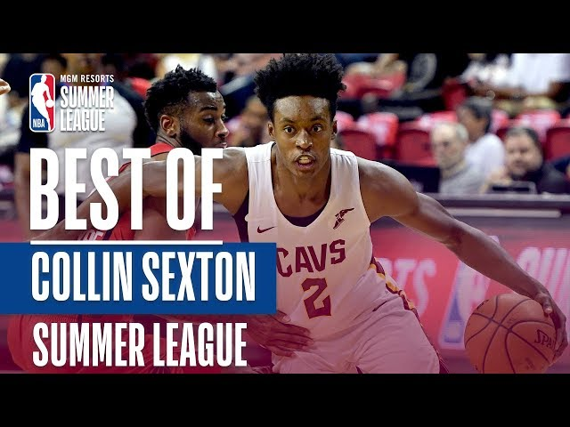 Best Of Collin Sexton | 2018 MGM Resorts Summer League