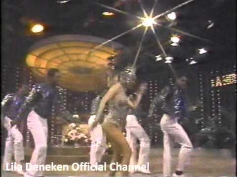 Lila Deneken ''La numero uno uno uno'' bailando en el Show del Loco Valdez