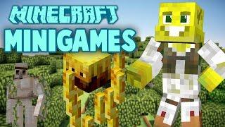 Smallishbeans is EVOLVING? | Minecraft Minigames