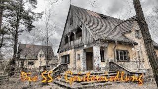 Die Geister SS Siedlung; verlassene Orte