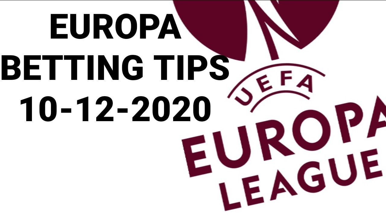 Uefa europa league betting predictions soccer mazacoin crypto currency