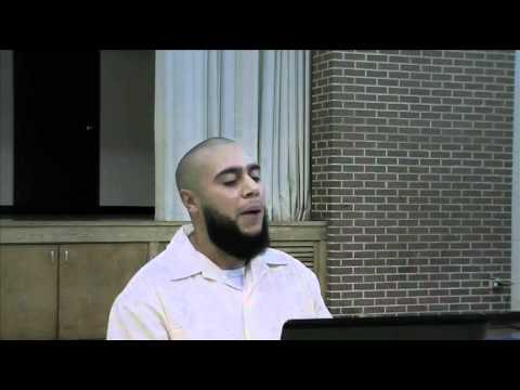 Lecture to The Latino Muslims of Chicago By Brother Abu Sumayyah