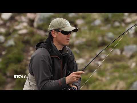 Brown Trout fly fishing on Rynda-Kharlovka/Ловля форели Рында-Харловка