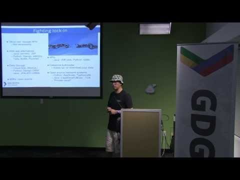 Google Developer Group  - Silicon Valley - Wednesday, September 4, 2013