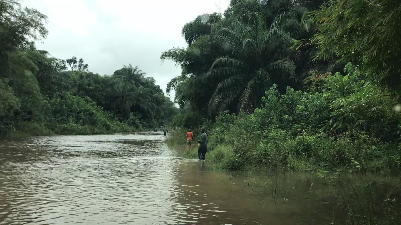 Road to Greenville Liberia - YouTube