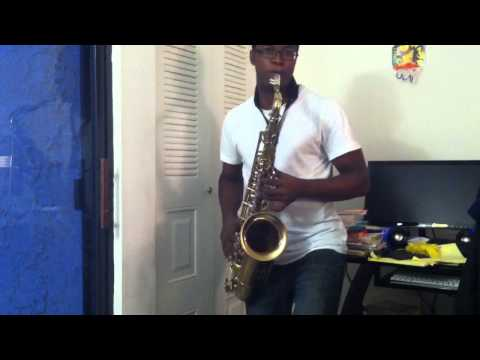 Start learning tenor sax