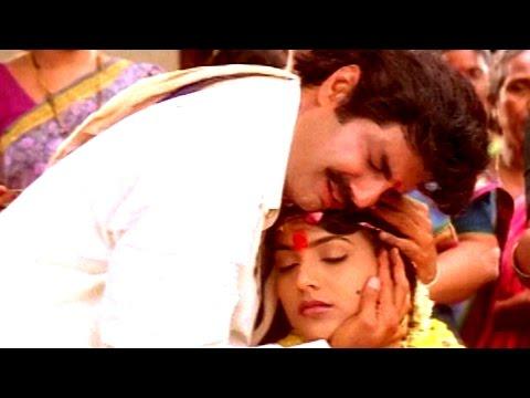 Peddannayya Movie || Kadaoopiri Video Song || Balakrishna, Indraja, Roja