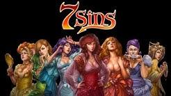 7 Sins Slot - Play'n Go Spiele - 7 Freispiele