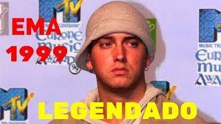Eminem EMA 1999 - Melhor Hip Hop! (Legendado PT BR)