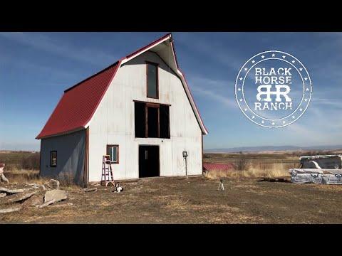 Historic Guest Barn Renovation - Episode 1