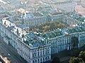 История дворцов и зданий музея. Эрмитаж, Петербург - Большое Путешествие. Фильм первый