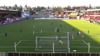 Stabæk - Rosenborg Mandag 25. Mai kl 18