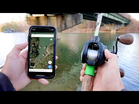 Find The BEST Bank Fishing Spots (Bass Fishing Tips)