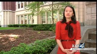 Spokane girl from Chinese orphanage becomes valedictorian
