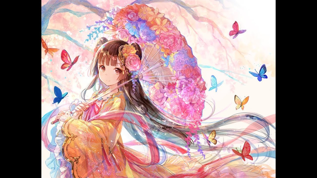 Beautiful Chinese Music   Romantic Piano