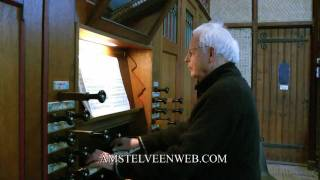 2011 St. Urbanuskerk Ouderkerk aan de Amstel orgel