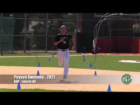 Peysen Sweeney - PEC - 60 - Liberty HS (WA) August 13, 2020