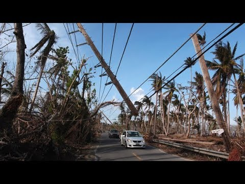 Puerto Rico one month after Maria Q&A