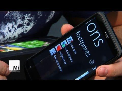 HTC Titan. Кто больше?