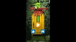 100 Doors 2017 Code level 1 2 3 4 5  Walkthrough